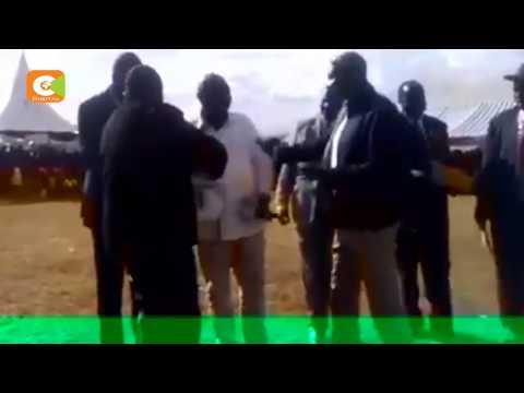 Kenyatta, Ruto donate 69 million in Uganda shillings