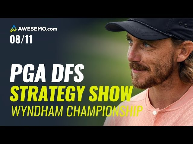 PGA DFS Strategy Show - 2020 Wyndham Championship DFS Picks, Betting, Predictions, & Odds
