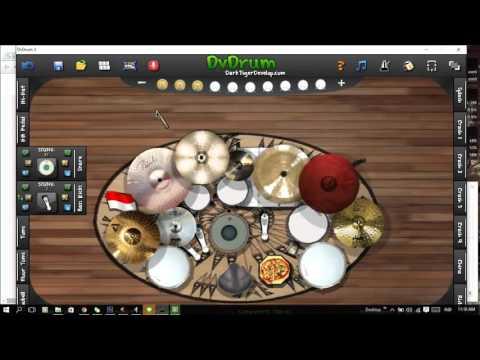 Garasi - Amarah Drum Cover (Dv Drum Fail Along)