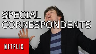 Special Correspondents: SUPER AWESOME REVIEW