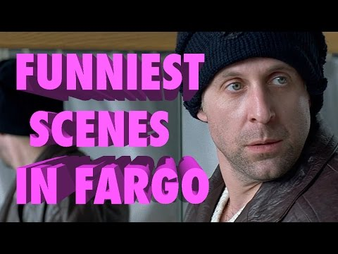 Peter Stormare's funniest moments in Fargo