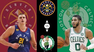 Denver Nuggets Vs Boston Celtics | Game Matchup HIGHLIGHTS February 17 2021