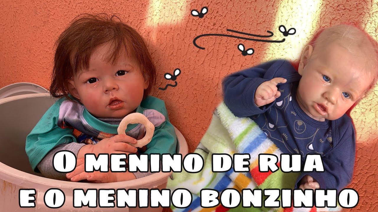 Download O MENINO DE RUA E O MENINO BONZINHO PARTE 3   BEBÊ REBORN   NOVELINHA   HISTORINHA   дет�кие и�тории