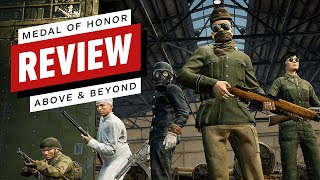 Medal of Honor: Above and Beyond Review (Video Game Video Review)