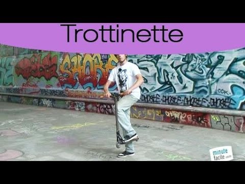 Faire un bar spin en trottinette youtube - Faire un bar americain ...
