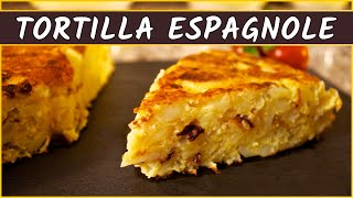 Recette de l'omelette de pommes de terre (Tortilla espagnole)