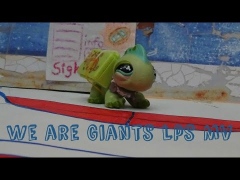 Lps Mv: We Are Giants-By Lindsey Stirling