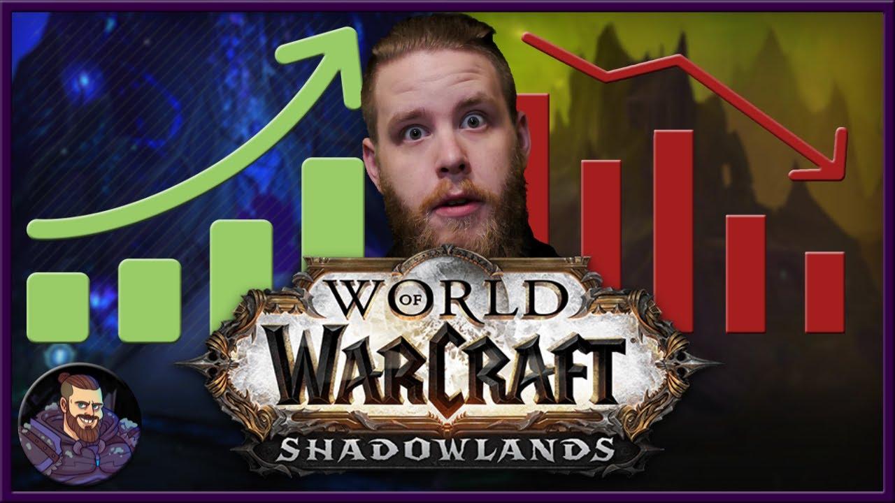 "Will Shadowlands ""SAVE"" World of Warcraft...? thumbnail"