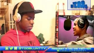 Chipmunk & Ice Kid freestyle Reaction Video