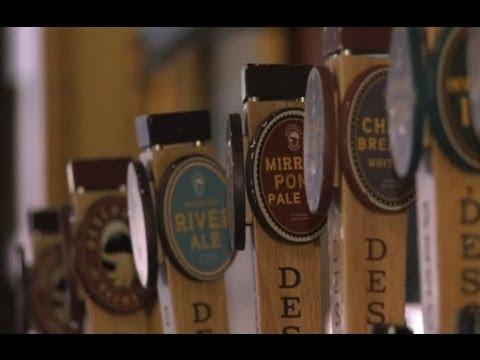 Oregon Brewers Festival 2013: Deschutes Brewery