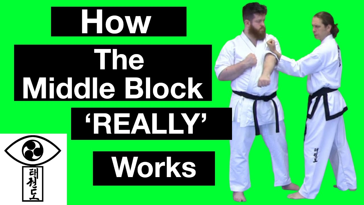 How a middle block 'really' works - Why we do a chamber!