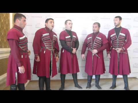 Folk Song From Adjara (II) - Atdzali Ensemble