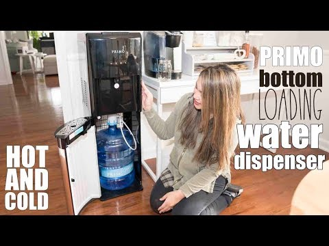 Hot & Cold Water Dispenser by Primo - BOTTOM LOAD!