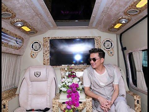 Đàm Vĩnh Hưng - siêu xe mạ vàng 40 tỷ - biệt thự siêu sang - gái siêu đẹp