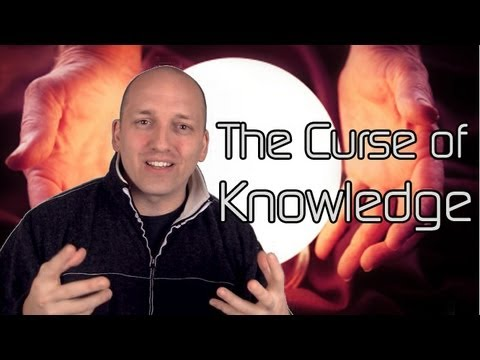 The Curse of Knowledge -- App Development