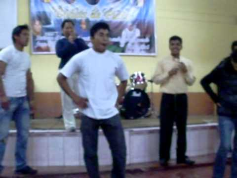 Juegos Cristianos Iglesia Getsemani Youtube
