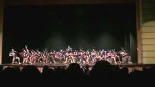 Hastings Boys High School 2015 Regionals Kapa Haka