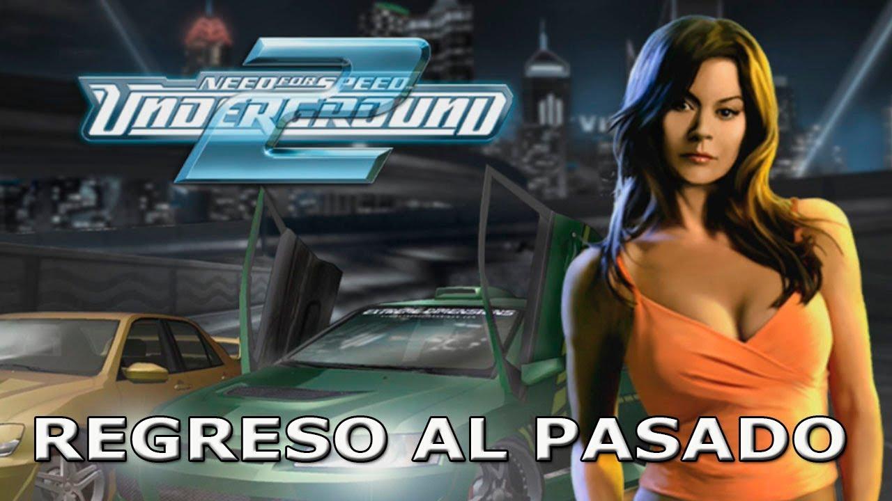 NEED FOR SPEED UNDERGROND 2, REGRESO AL PASADO