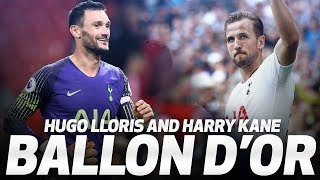 HARRY KANE AND HUGO LLORIS | BEST 2018 GOALS AND SAVES | BALLON D'OR NOMINEES