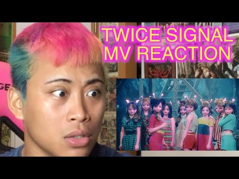 Thumbnail: TWICE - SIGNAL MV REACTION (SO CONFUSING LOL) #KeNNyBoySlay