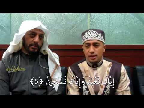 TERNYATA GINI LOH Membaca Surah Al Fatihah Yang Benar - YouTube
