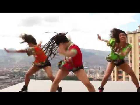 Mulatthaz Dancing to BM - Marry You (Mamacita) Blaakow Choreography (Afrobeat in Colombia)