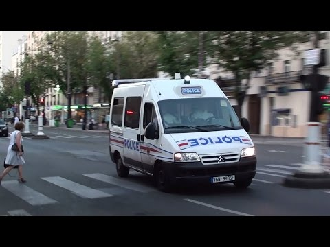 [SWL] Ecoute Radio Police Nationale Paris France