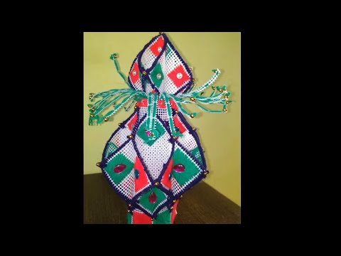 DIY - Home Decoration Idea    Easy Crafts Ideas    Woolen Craft Idea At Home