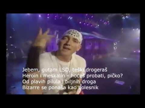 D12 Purple Pills (Hrvatski prijevod)