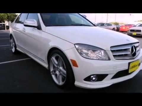 2009 Mercedes Benz C350 Sport Georgetown Tx Youtube