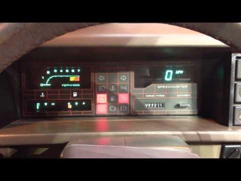 Talking Digital Dash - Mg Maestro 1600