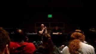 Sakura-con 09 - Penny Arcade Panel part 1