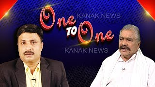 Kanak News One To One: Exclusive Interview With Sura Routray Over Congress Issue