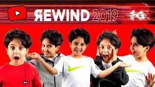 Sado and YouTube Rewind 2019 #YouTubeRewind