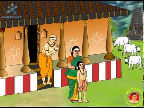 36. Siruthonda Nayanar || சிறுத்தொண்ட நாயனார்