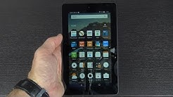 """Amazon Fire 7"""" Tablet (5th Gen) Unboxing and First Impressions"""