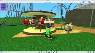 Roblox - Theme Park Tycoon 2 - The biggest park