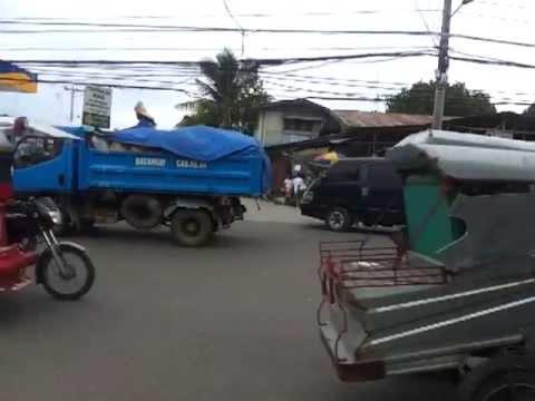 Basak-Iba, Lapu-Lapu City afternoon traffic