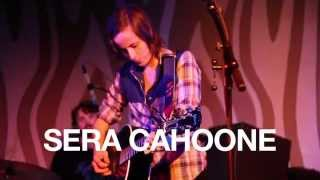 Watch Sera Cahoone Here With Me video