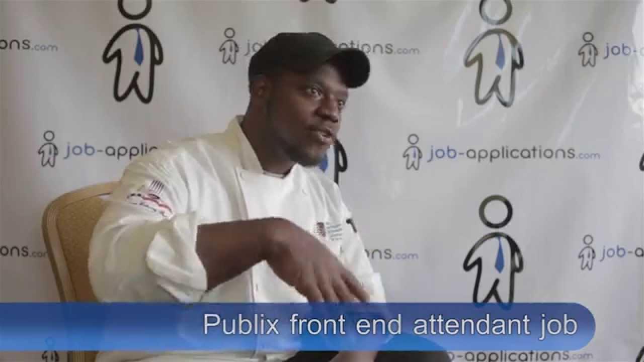 Publix Interview - Front End Attendant