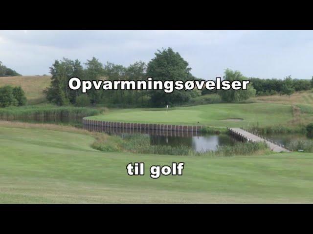 Golfopvarmning Aabenraa Golfklub