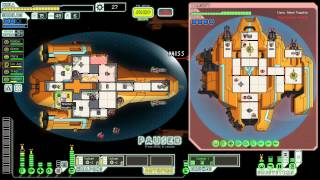 FTL: AE - Red-Tail w/Two Vulcan Chain Lasers!