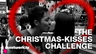 The Christmas Kisses Challenge - Chick vs. Dick: EP84