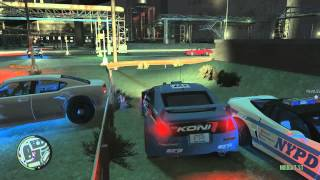 GTA IV - March. 14, 2013 - Rally-Event - Demo-Derby/Race/Groupstunts