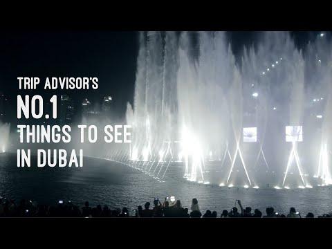 Trip Advisor's No.1 Things To See In Dubai