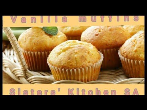 vanilla-muffins -how-to-make-vanilla-muffins -very-easy-muffin-recipe -lockdown-recipe