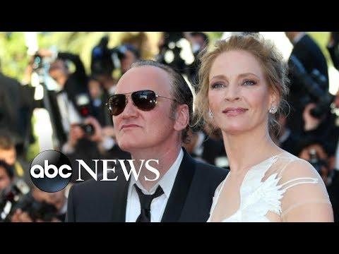 Quentin Tarantino responds to Uma Thurman † s allegations