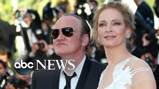 Quentin Tarantino responds to Uma Thurman's allegations