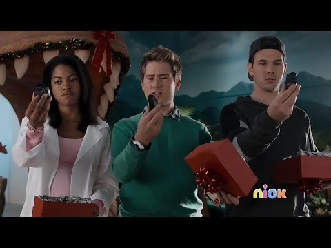 Power Rangers Dino Super Charge - Here Comes Heximas - Intro Scene (Episode 22)