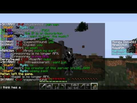 minecraft cracked hunger games server 1.4.6